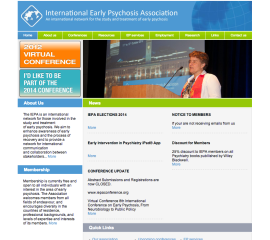 International Early Psychosis Association