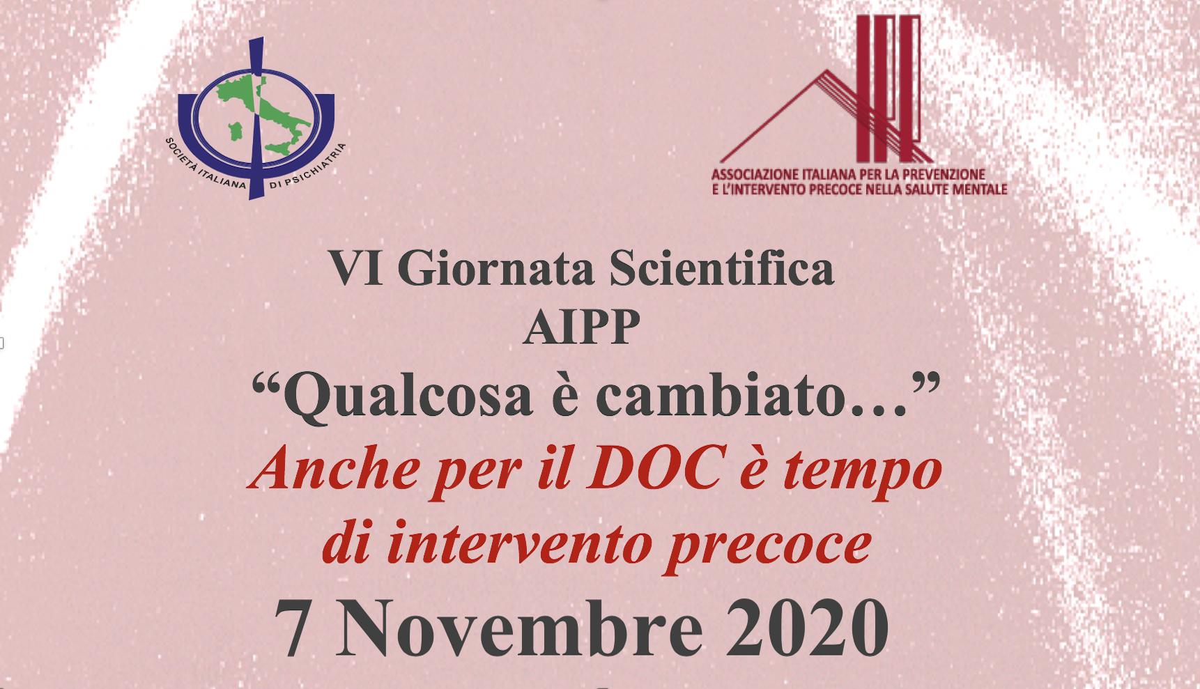 VI Giornata Scientifica AIPP